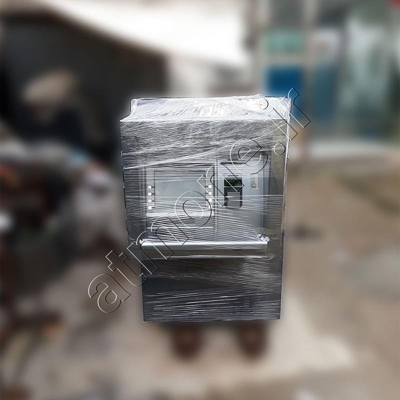 پروژه تحویل دستگاه خودپرداز آستارا